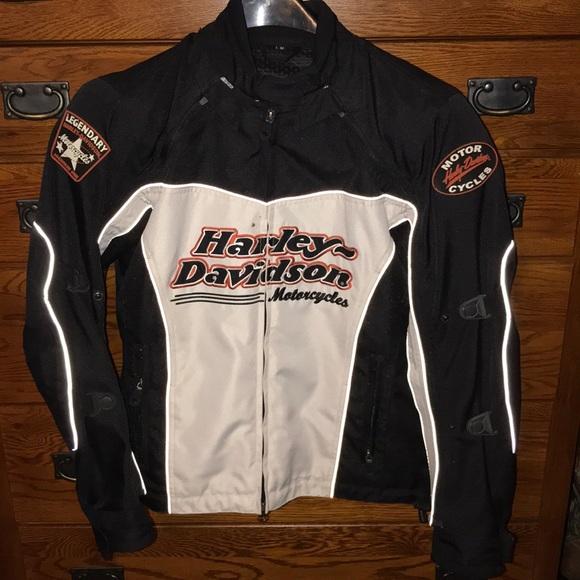 209b006f0 Harley Davidson Riding Jacket